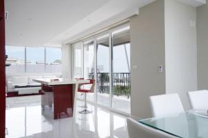 002 - Building B 4 fl, balcony