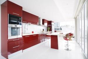 004 - Building B 4 floor  Kitchen